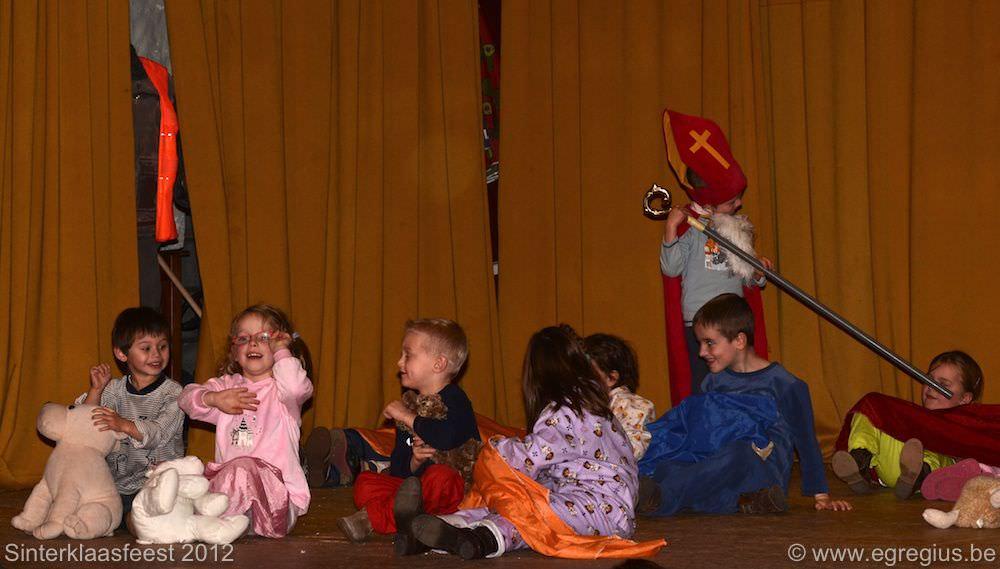 Sinterklaasfeest 2012 18