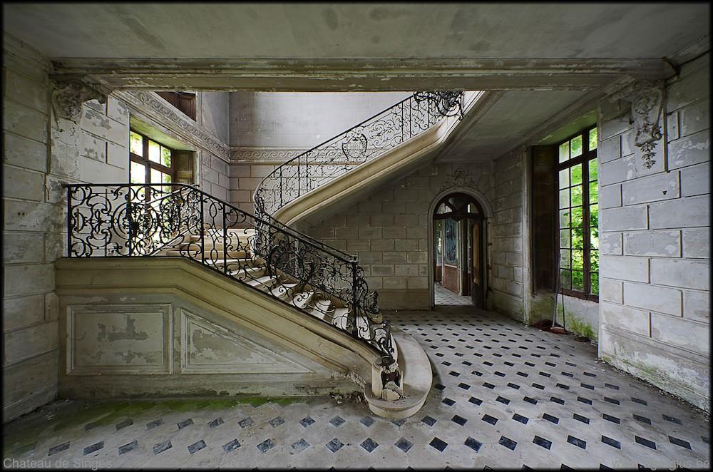 Chateau de Singes 2