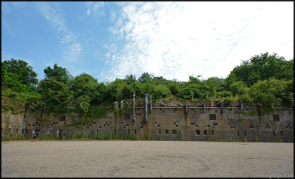 German Fort K 1